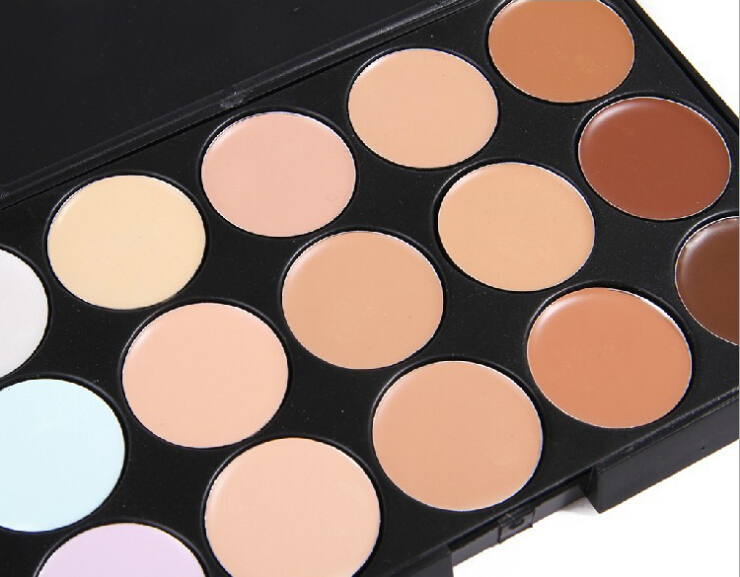 15-color-concealer-foundation-cream-naked-palette-contour-palette-bare-font-b-minerals-b-font-smallpox